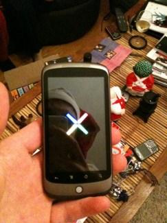 Nexus One : le premier téléphone Android de Google