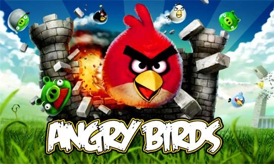 Rovio, le développeur d'Angry Birds, change de PDG