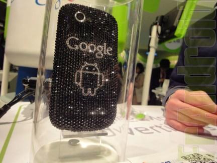 Une édition spéciale du Google Nexus S présentée au MWC