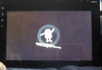 La Notion Ink Adam peut maintenant utiliser CyanogenMod 7