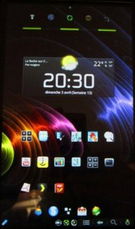 CyanogenMod commence à être optimisé pour les tablettes