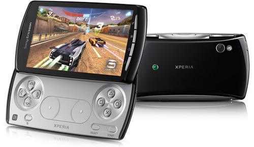 Les faibles ventes de jeux PS1 dédiés aux Xperia Play n'inquiètent pas Sony Ericsson