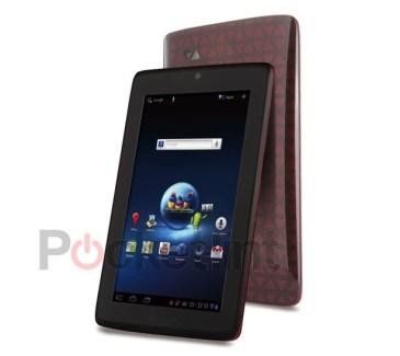 ViewSonic prépare la ViewPad 7x : une tablette de 7 pouces sous Honeycomb