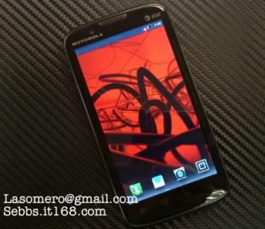 Est-ce le futur successeur du Motorola Atrix ?