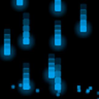 Pixel Rain, un fond d'écran animé à tester sous Android