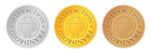 AWARDS 2011 : Le TOP 3 des meilleurs smartphones Android d'entrée de gamme