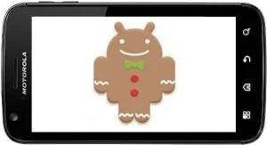 Motorola Europe annonce que la mise à jour vers Gingerbread de l'Atrix n'arrivera qu'au quatrième trimestre