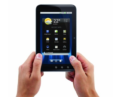 Dell Streak 7 : La version Wi-Fi est disponible pour 199€