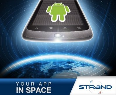 STRaND veut envoyer un Nexus One dans l'espace avec votre application !