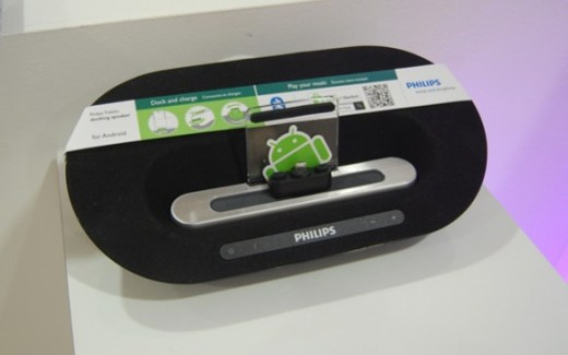 Philips vient d'annoncer trois docks Fidelio pour les smartphones Android
