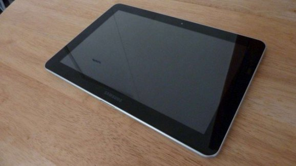 Test de la Samsung Galaxy Tab 10.1