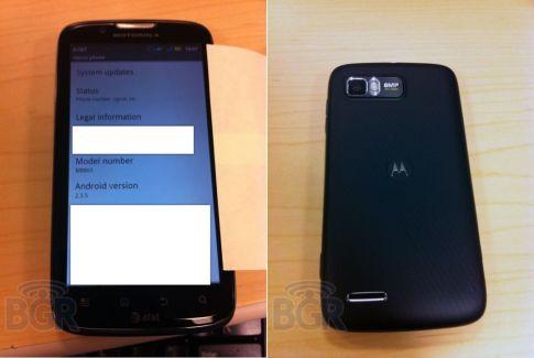 De nouvelles informations sur le Motorola Edison (Atrix 2)
