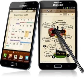 Lors d'une interview, Samsung confirme le prix et la disponibilité du Galaxy Note