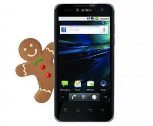 Les dates des mises à jour vers Gingerbread des LG Optimus 2X, 3D et Black