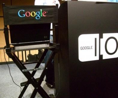 L'évènement du Google I/O se déroulera en avril 2012