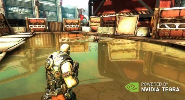 De nouvelles améliorations graphiques pour le jeu Shadowgun sous Tegra 3