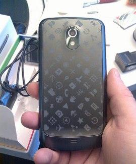 Galaxy Nexus : des applications utiles et une version spéciale pour les employés de Google