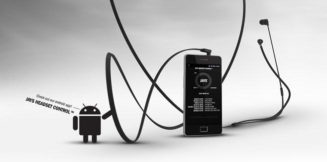 Test écouteurs intra-auriculaires a-JAYS One+
