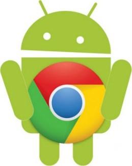 «J'ai vu Chrome sous Android, et il est bien»