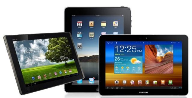 Le marché des tablettes au point mort ?