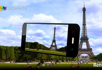 MWC 2012 : Prise en main des applications Scalado Remove et Album