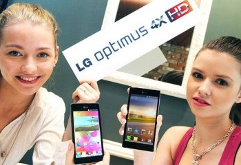 Le LG X3 se transforme en LG Optimus 4X HD