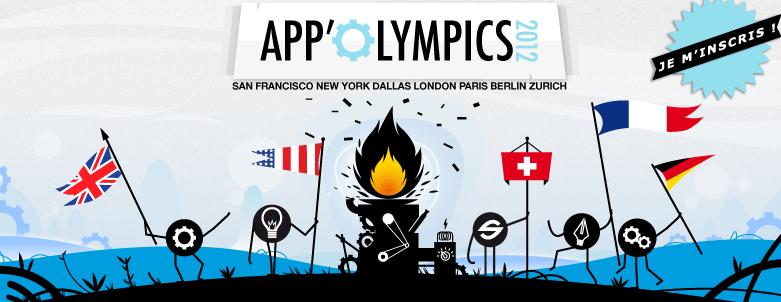 C'est BeMyApp App'olympics 2012 !