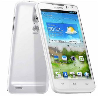 Huawei Ascend D Quad XL, le mobile le plus performant du moment en terme de 3D ?