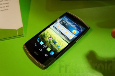 Acer CloudMobile, des performances prometteuses ?