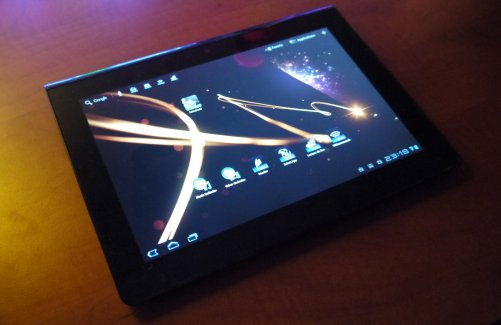 La tablette Sony Tablet S passe à Ice Cream Sandwich (màj)
