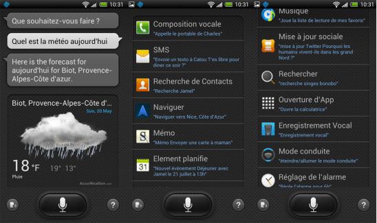 S-Voice disponible pour les smartphones Android sous Ice Cream Sandwich