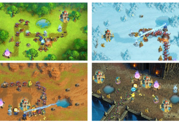 "Towers N' Trolls, un Tower Defense ""fantasy"""
