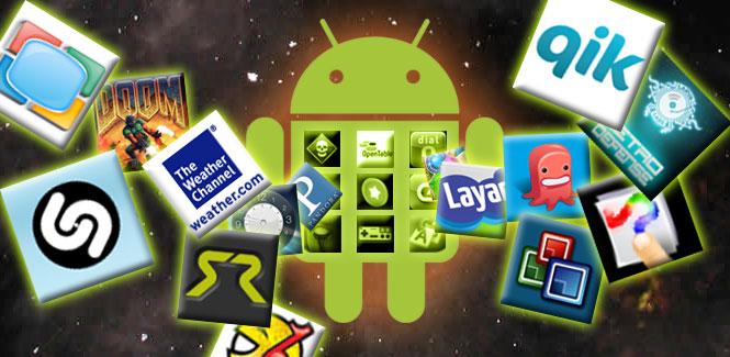 Top des applications Android de la communauté