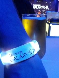 Lancement du Samsung Galaxy S 3, entrevue avec Philippe Lozier