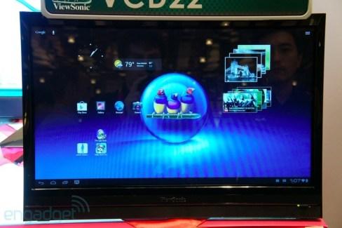 Un aperçu vidéo de la tablette géante de 22 pouces de ViewSonic
