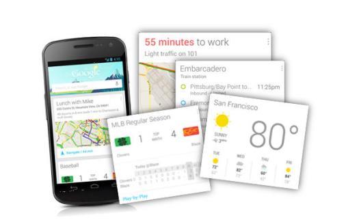Accédez aux fonctionnalités de Google Now depuis GTalk