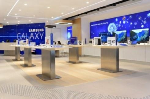 Samsung ouvre un premier Samsung Store à La Madeleine (Paris)