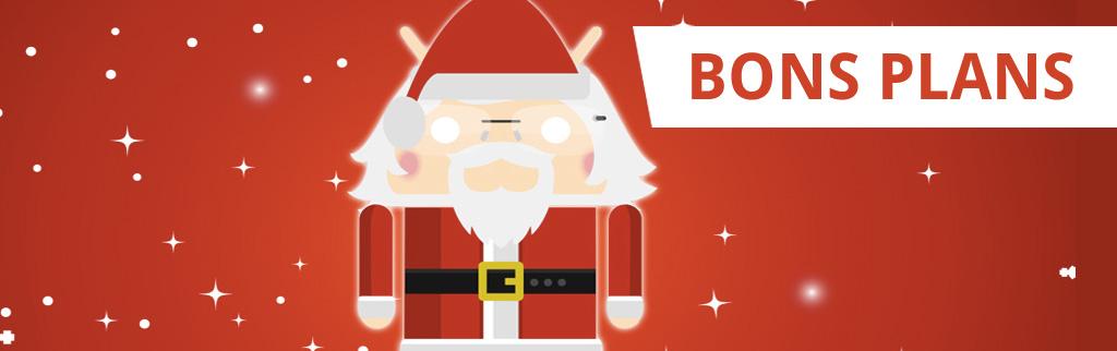 Partagez vos bons plans d'achat de fin d'année et remportez un magazine FrAndroid