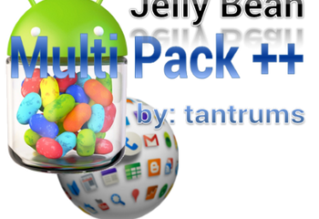 Multipack++ : Gapps et optimisations Jelly Bean