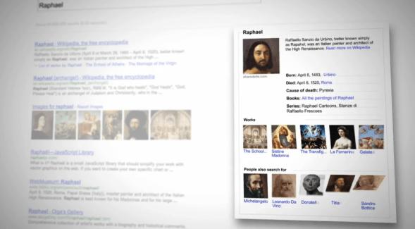 LeWeb'12 : Google introduit le Knowledge Graph en France