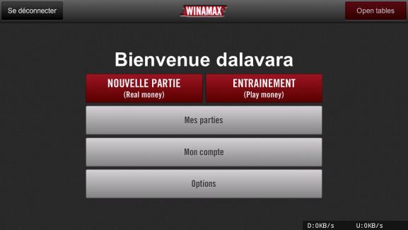 Avec Winamax sur Android, découvrez le poker mobile