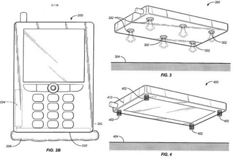 Le saviez-vous ? Amazon a breveté l'airbag pour smartphones
