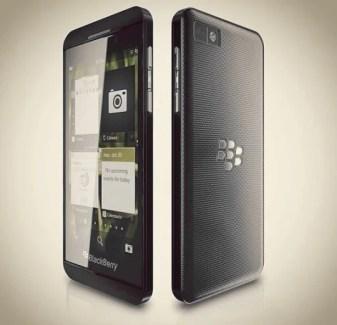 Les caractéristiques du premier smartphone sous BB10 (BlackBerry Z10) se précisent