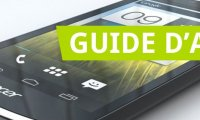 Guide d'achat smartphones Android