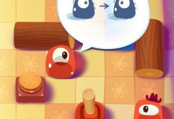 ZeptoLab dévoile son nouveau hit : Pudding Monsters