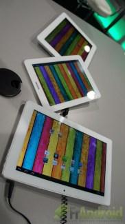 CES 2013 : Archos : présentation des tablettes Elements Titanium HD et Platinium HD