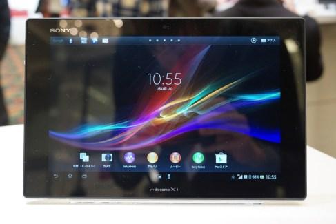 Prise en main de la Sony Xperia Tablet Z par TheVerge