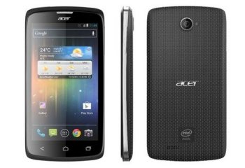 Acer Liquid C1, un mobile Android de 4.2″ sous Intel Atom