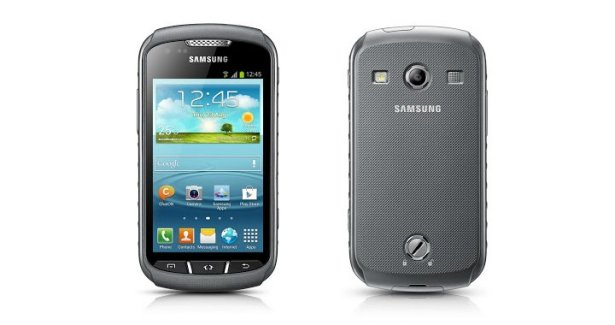 Le Samsung Galaxy Xcover 2 est officiel : 4″, Dual-Core 1GHz et Waterproof