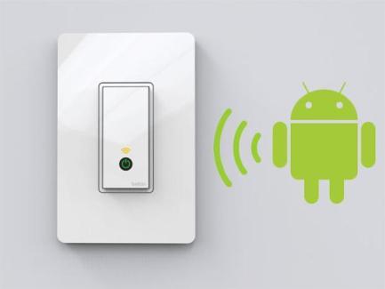 CES 2013 : contrôler vos éclairages avec WeMo Light Switch, l'interrupteur nouvelle génération signé Belkin
